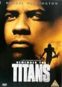 Remember the Titans (DVD) - Cover