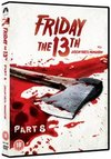 Friday The 13th - Part 8 - Jason Takes Manhattan (DVD) Cover