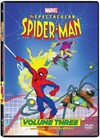 Spectacular Spider-Man Vol.3 (DVD) Cover