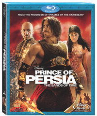 Prince Of Persia The Sands Of Time Dvd Blu Ray Movies Tv Online Raru