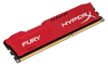 Kingston HyperX FURY Red Memory - 8GB 1600MHz DDR3 CL10 DIMM