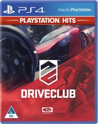 Driveclub - PlayStation Hits (PS4) - Cover