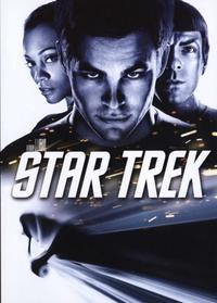 Star Trek  (DVD) - Cover