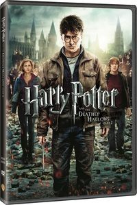 Harry Potter and the Deathly Hallows: Part 2 (DVD) - Cover