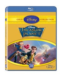 Treasure Planet (Blu-ray) - Cover