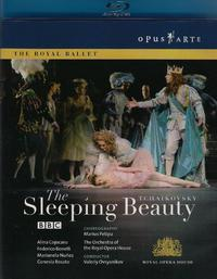 Various Artists - Sleeping Beauty (Blu Ray) (Blu-ray) - Cover
