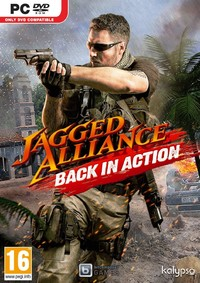 Jagged Alliance: Back in Action (PC) - Cover