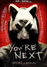 You're Next (Region 1 DVD) - Cover