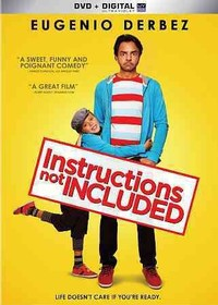 Instructions Not Included (Region 1 DVD) - Cover