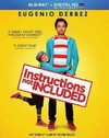 Instructions Not Included (Region A Blu-ray)