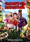 Cloudy With A Chance of Meatballs 2 (Region 1 DVD)