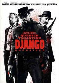 Django Unchained (Region 1 DVD) - Cover