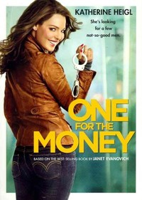 One For the Money (Region 1 DVD) - Cover