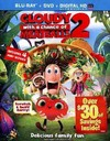 Cloudy With A Chance of Meatballs 2 (Region A Blu-ray)