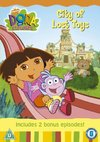 Dora The Explorer - City Of Lost Toys (DVD) Cover
