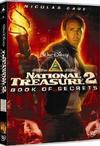 National Treasure: Book of Secrets (DVD) Cover