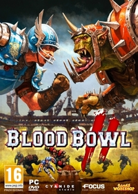 Blood Bowl 2 (PC) - Cover