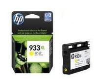 HP # 933XL Yellow Officejet Ink Cartridge - Cover