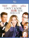 I Don't Know How She Does It (Region A Blu-ray)