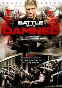Battle of the Damned (Region 1 DVD) - Cover