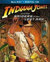 Indiana Jones and the Raiders of the Lost Ark (Region A Blu-ray)