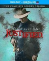 Justified: the Complete Fourth Season (Region A Blu-ray)