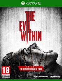 The Evil Within (Xbox One) - Cover