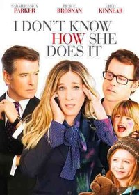 I Don't Know How She Does It (Region 1 DVD) - Cover
