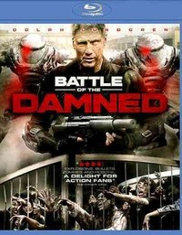 Battle of the Damned (Region A Blu-ray) - Cover