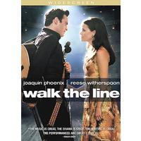 Walk the Line (Region 1 DVD)