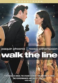 Walk the Line (Region 1 DVD) - Cover