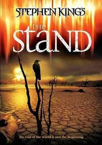 Stephen King's the Stand (Region 1 DVD) - Cover