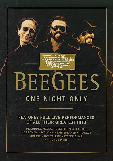 One Night Only: Anniversary Edition (Region 1