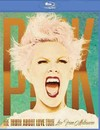 Pink - Truth About Love Tour: Live From Melbourne (Region A Blu-ray)