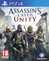 Assassin's Creed: Unity (PS4) Cover