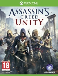 Assassin's Creed: Unity (Xbox One) - Cover