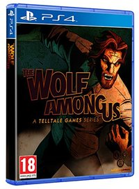 The Wolf Among Us (PS4) - Cover