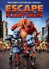 Escape From Planet Earth (Region 1 DVD)
