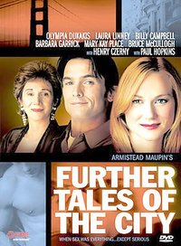 Further Tales of City (Region 1 DVD) - Cover