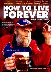How to Live Forever (Region 1 DVD) - Cover
