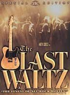 Band - Last Waltz (Special Edition) (Region 1 DVD) - Cover