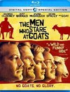 Men Who Stare At Goats (Region A Blu-ray)