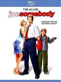 Joe Somebody (Region A Blu-ray) - Cover