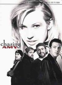 Chasing Amy (Region 1 DVD) - Cover