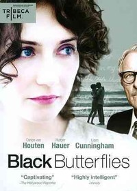 Black Butterflies (Region 1 DVD) - Cover