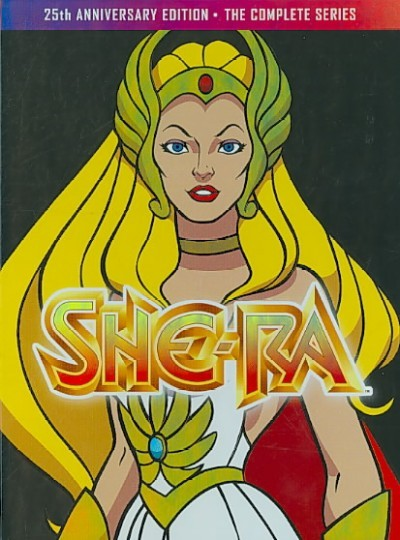 She-Ra: Complete Series (Region 1 DVD)