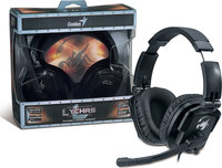 Genius GX Lychas Foldable Gaming Headset and Mic - Cover