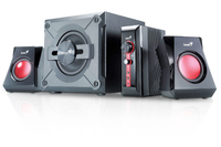 Genius SW-G2.1 1250 38W Gaming Speakers - Cover