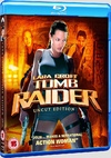 Lara Croft - Tomb Raider: Uncut Edition (Blu-ray) Cover