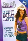 Dance Off the Inches: Country Line Dance Party (Region 1 DVD)